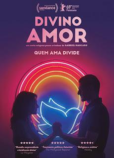 Divino Amor - HDRip Nacional