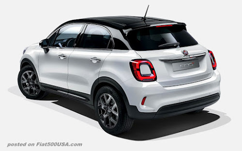 500X 120th Anniversary Rear