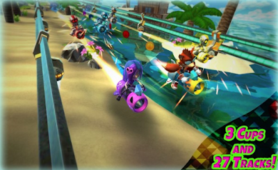 Download Rocket Racer v1.0.5