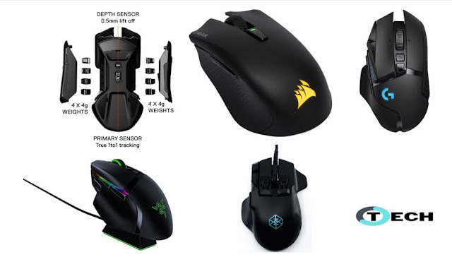 How to choose a gaming mouse: