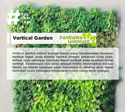 jasa pembuatan vertical garden surabaya