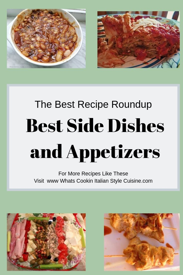 pin for later recipe roundup