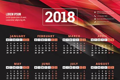2018カレンダー5
