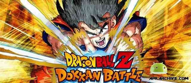 Dragon Ball Z Dokkan Battle v4.4.1 modlu apk indir