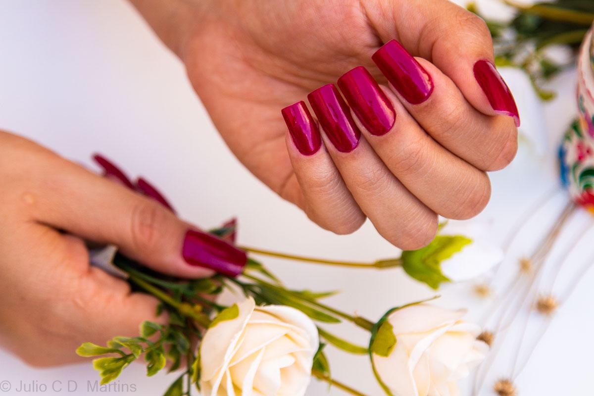 Esmalte em homenagem às mães: Vermelho Seduce Me