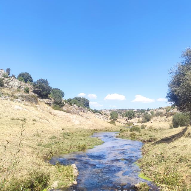 Río hermoso - Madirex