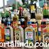 Woow!!! Puluhan Botol Berbagai Jenis Miras Di Amankan Polres Wonosobo
