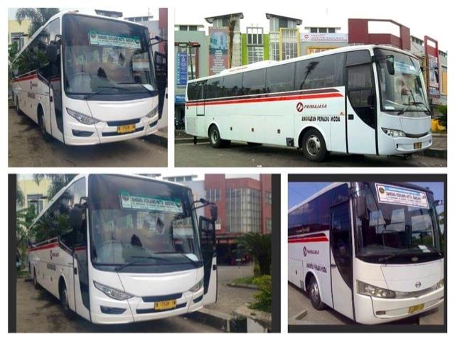 Terminal Bus Primajasa Batu Nunggal Bandung