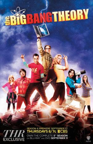 Baixar Torrent The Big Bang Theory 6ª Temporada Completa Download Grátis
