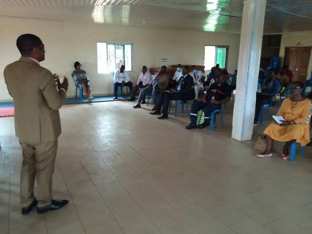Bamenda City council poised to fight coronavirus Head-on