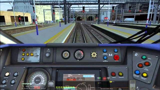 Train Simulator 2015 PC Games Gameplay