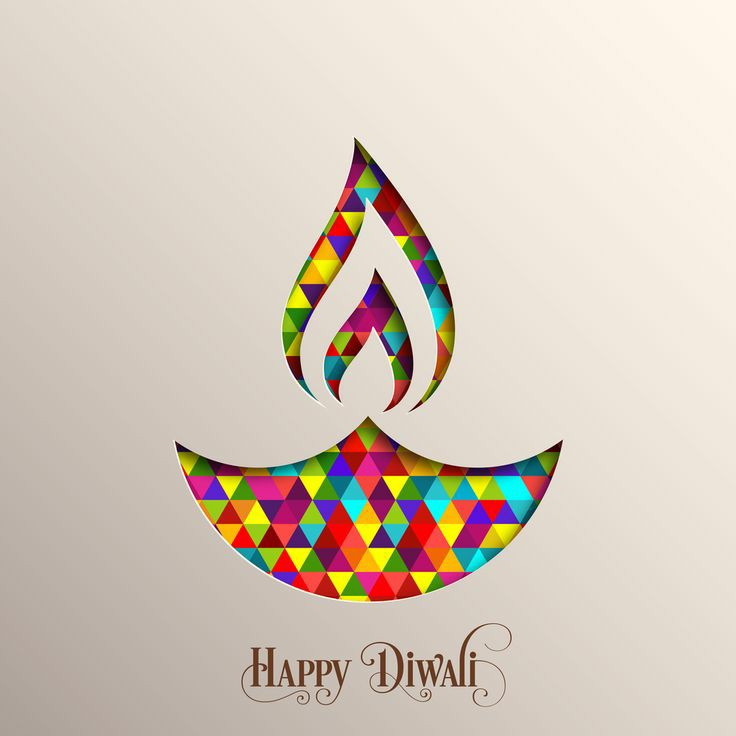 Happy Diwali logo