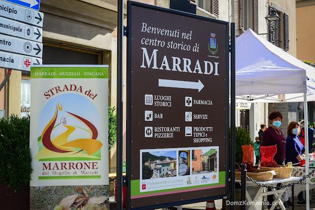 Marroni di Marradi - sagra 2020