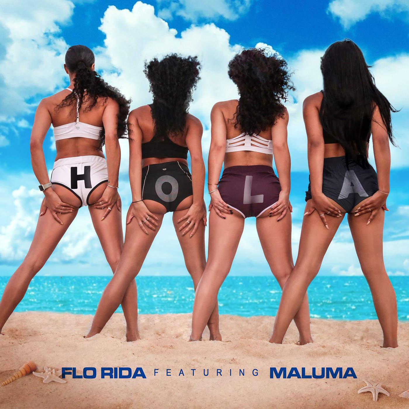 Flo Rida - Hola (feat. Maluma) - Single