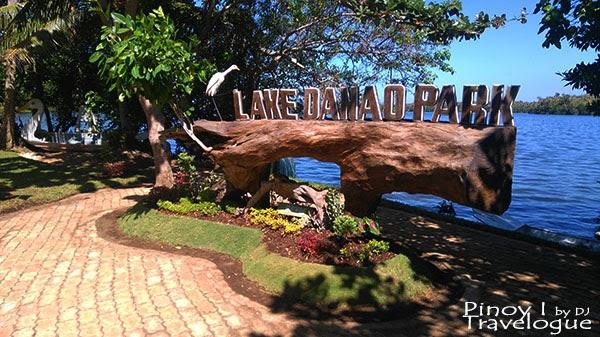 Welcome to Lake Danao Park