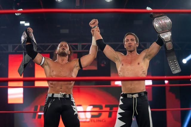 El reinado más largo por parejas de Impact acaba con Shelley y Sabin