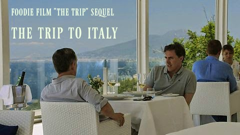 Food Blogger Review: The Trip to Italy Rob Brydon and Steve Coogan