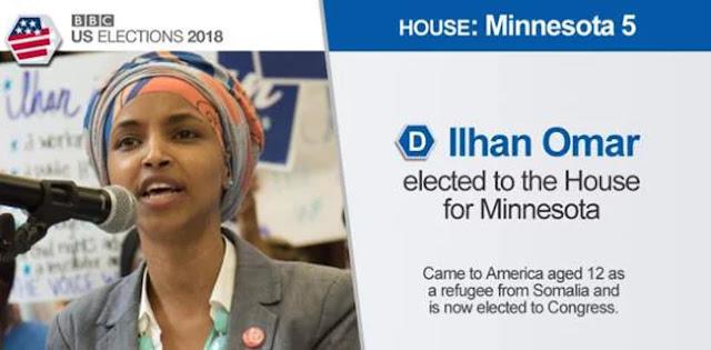 Omar Dan Tlaib Jadi Wanita Muslim Pertama Di Kongres AS