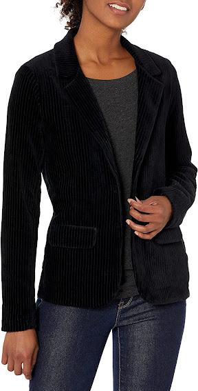 Elegant Corduroy Blazers For Women