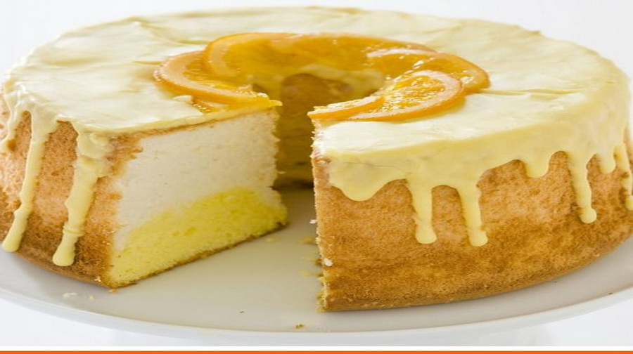 Resep Rahasia Orange Angel Food Cake yang Enak