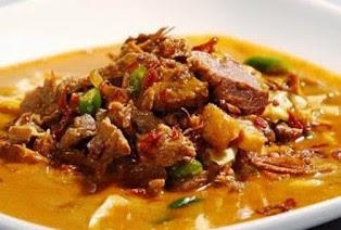 Tongseng Beef Recipe Coconut Milk