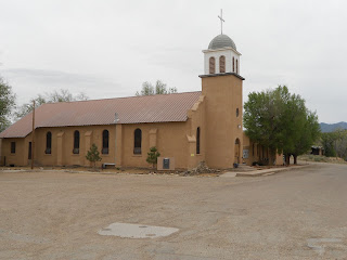 cerrillos new mexico mission