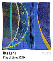 Uta Lenk SAQA Auction