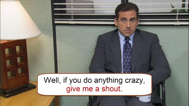 Arti Give me a Shout