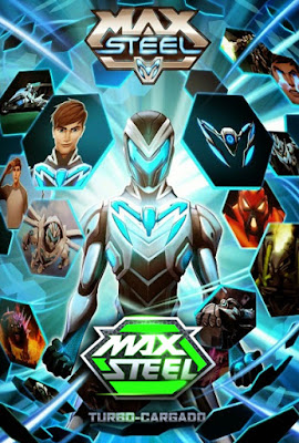 Max Steel Turbo Cargado 2017 Custom HDRip NTSC Latino 5.1