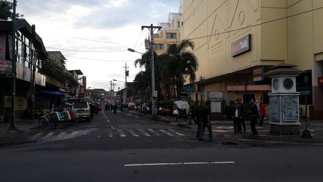 Nasi Kucing Jogja di Jalan Perwakilan Malioboro
