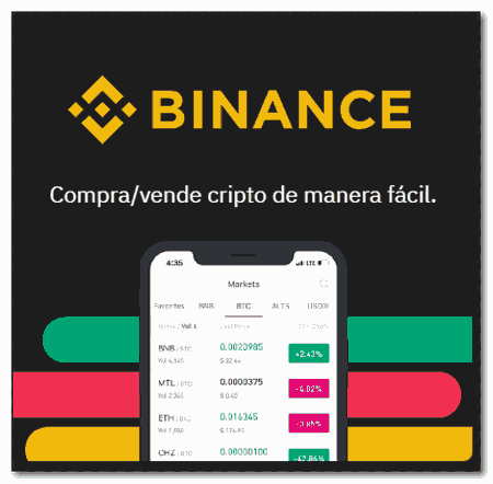 Por qué Binance