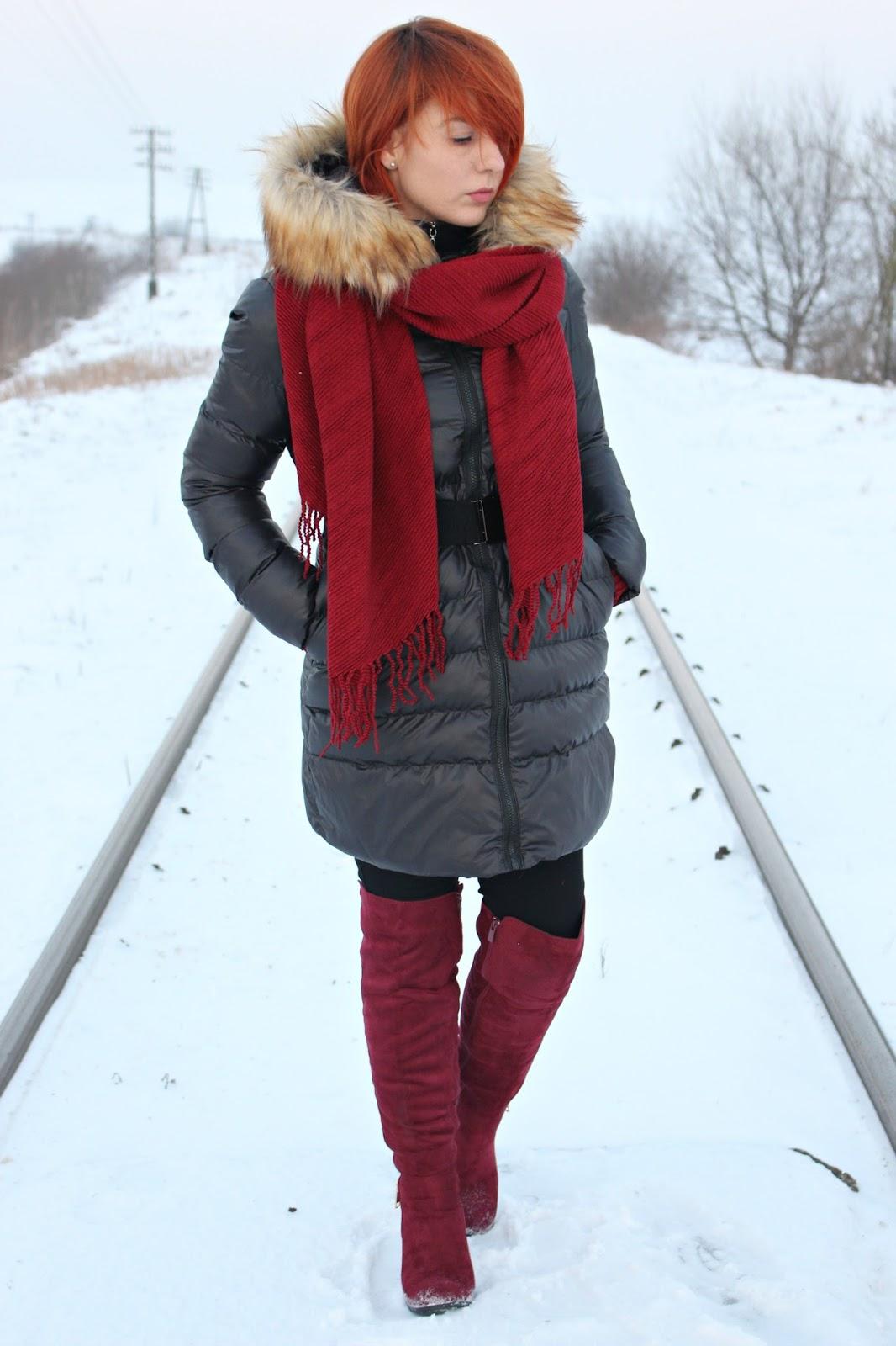 Sammydress Look –  Total Winter