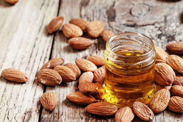 Use almond oil for cleanser