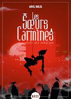 Couverture du livre Les soeurs Carmine 1 de Ariel Holtz