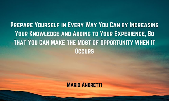 Take Advantage of Opportunity Quotes