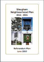 Cover of Slaugham Neighbourhood Plan