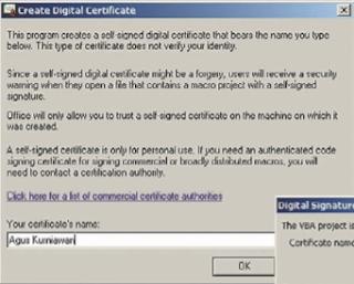 Mengenal Dasar Dasar Pemrograman Microsoft excel