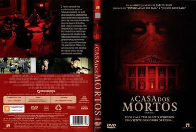 Filme A Casa Dos Mortos (Demonic) DVD Capa
