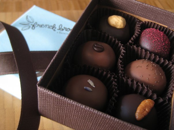 French Broad Chocolates Giveaway