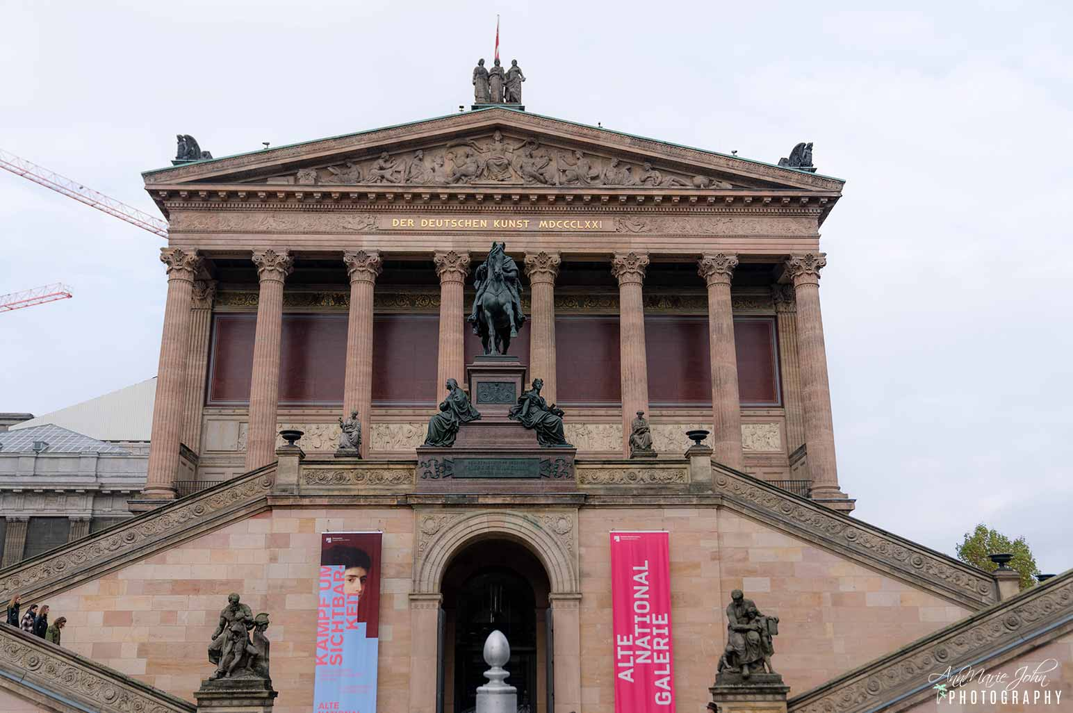 Museum in Berlin, Germany
