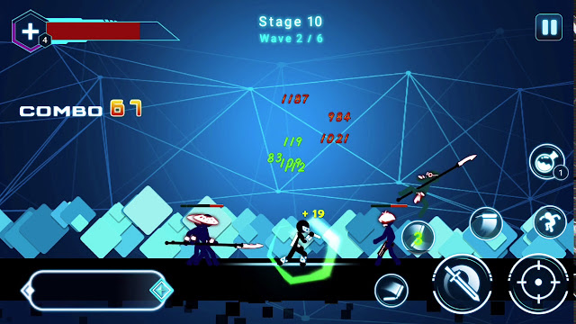 Download Stickman Ghost 2 Mod Apk cho Android