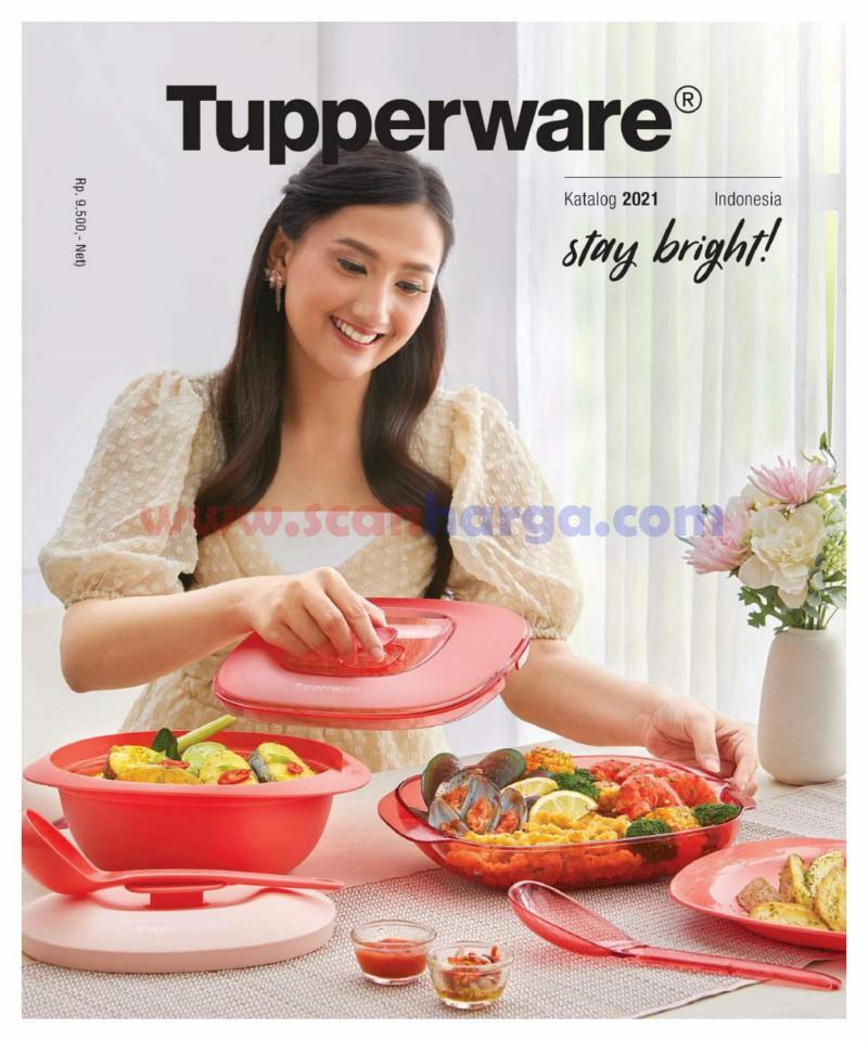 Katalog Tupperware 2021 Promo Tahunan GRATIS FULL 94 Halaman