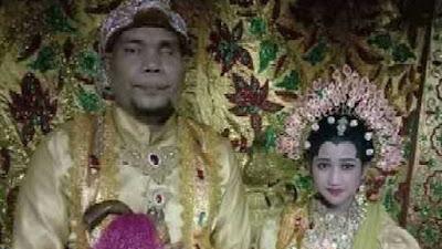 Viral Pria Tuna Netra 44 Tahun Nikahi Gadis 12 Tahun di Pinrang