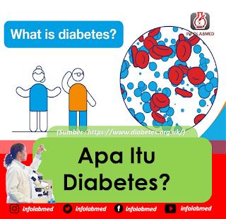 Apa Itu Diabetes? diabetes tipe 1, diabetes tipe 2