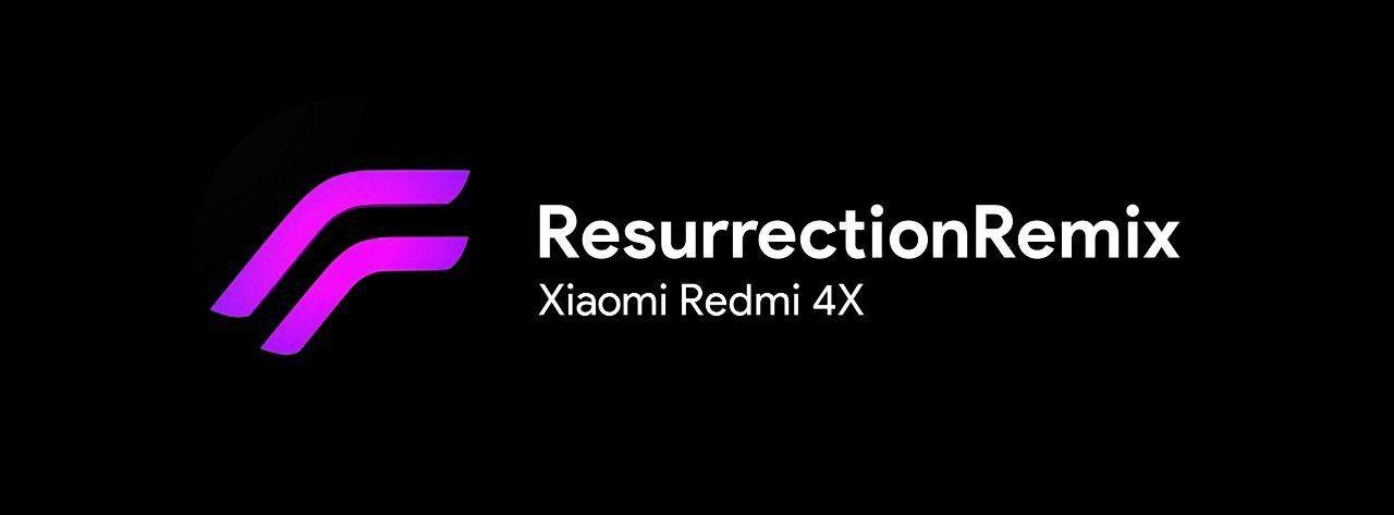 Resurrection Remix v8.6.2 for Redmi 4X | Santoni