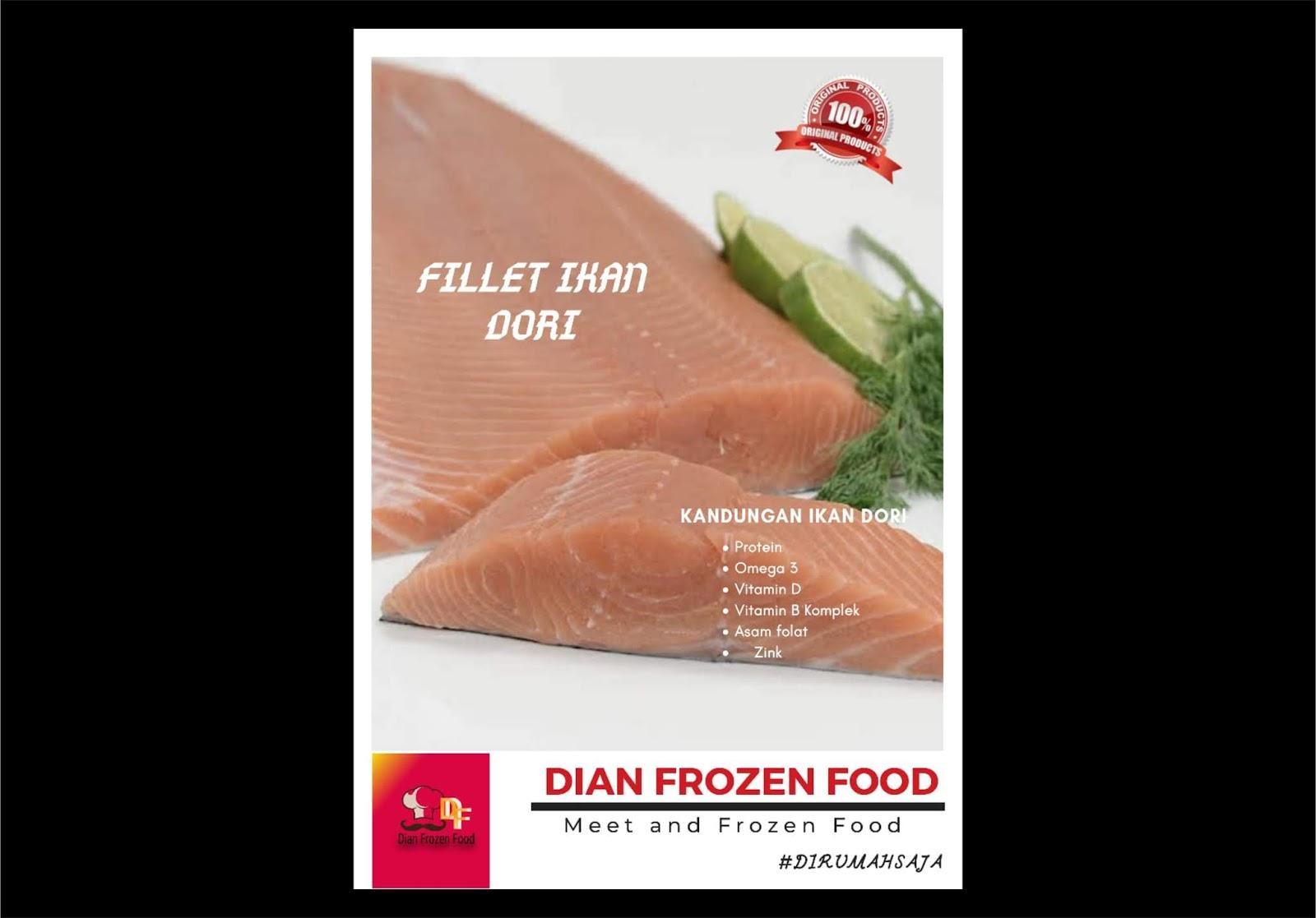 Fillet Ikan Dori 100gr