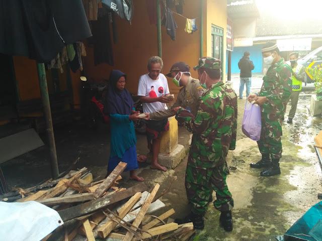 KodimKaranganyar – Jurus Manjur TNI-Polri Agar Masyarakat Tetap Sosial Distancing