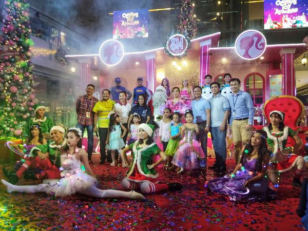 Christmas Toy Adventure at SM City Masinag #SparklingSMallidays