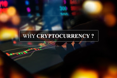 Why Cryptocurrency? And the same goes with RealPointCoin.