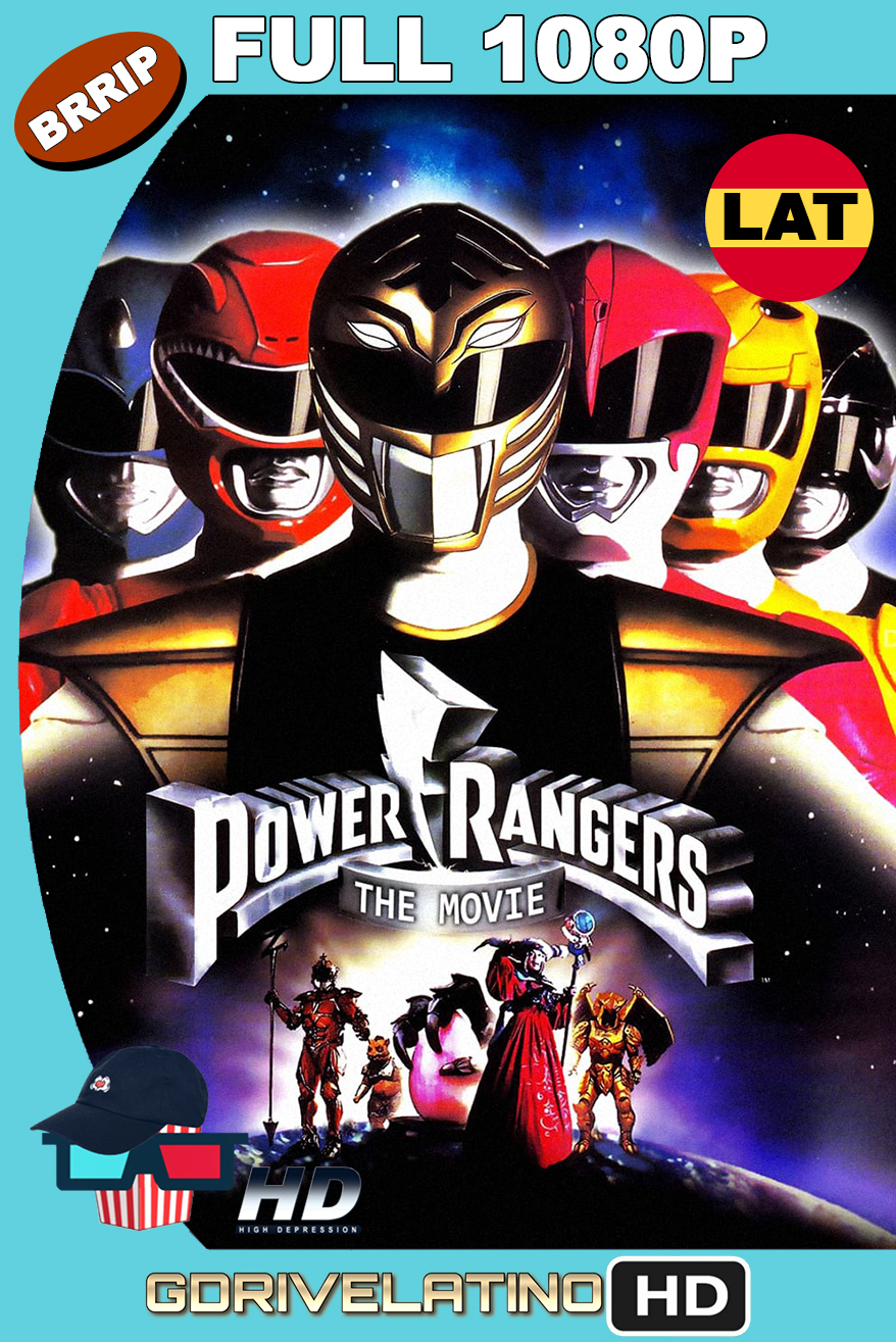 Power Rangers : La Pelicula (1995) BRRip 1080p Latino-Ingles MKV